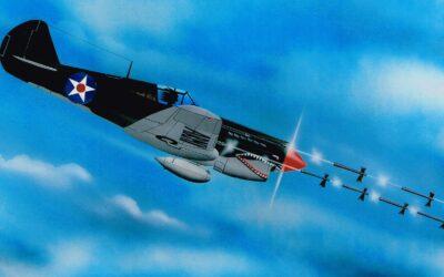 Aeromania: Curtiss P-40 Tomahawk