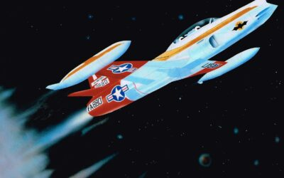 Aeromania: Lockheed F-94 Starfire