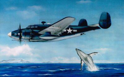 Aeromania: Lockheed PV -2 Harpoon