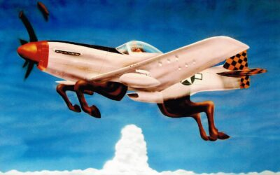 Aeromania: North American P-51D Mustang