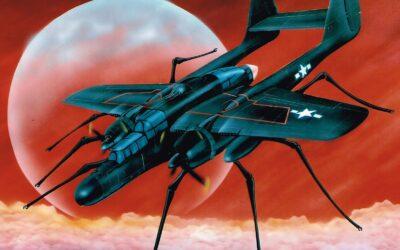 Aeromania: Northrop P- 61 Black Widow