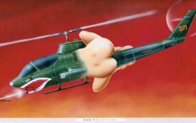 Aerotyki: Bell Air Cobra