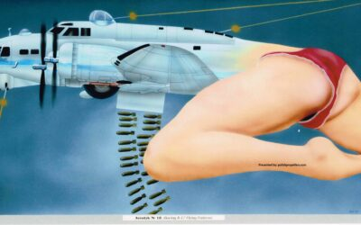 Aerotyki: Boeing B-17 Flying Fortress