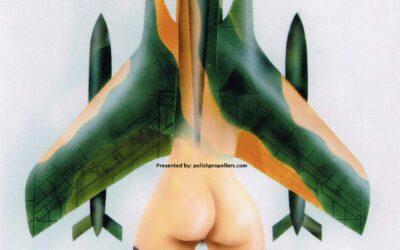 Aerotyki: F-105 Thunderchief