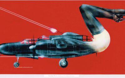 Aerotyki: Northrop P-61Black Widow