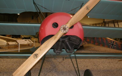 Muzeum Gatow, Axial, Fokker Dr. I,