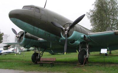 MLP Kraków, Lisunow Li-2