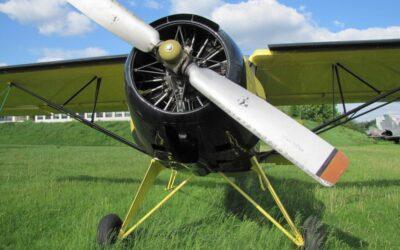 MLP PZL-101 Gawron