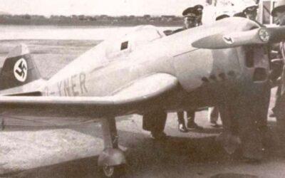 Śmigło Schwarz, 3 V 11 Möller Stürmer, 1939