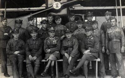 Francuskie Śmigło samolotu Potez XV
